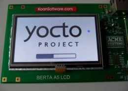 ACME Berta A5 Yocto Project