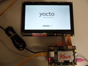 Artik710-boot-Yocto-Koan