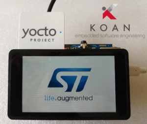 Yocto Project Meta Layer For STM32MP1 By Koan - KOAN