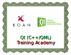 Qt C++/QML Training academy
