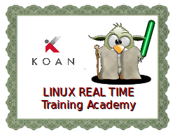 Linux realtime training academy