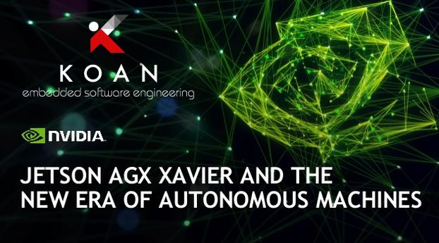 Nvidia Xavier AGX