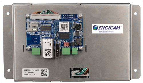 Engicam iMX6 board